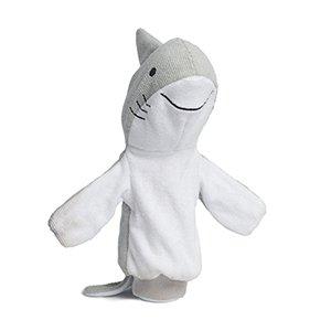 Scentsy Stevie the Shark Scrubby Buddy
