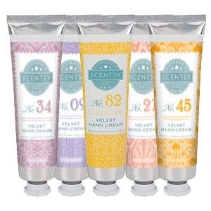 Velvet Hand Creams