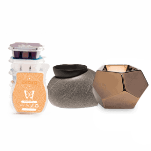 Perfect Scentsy - $42 Warmers
