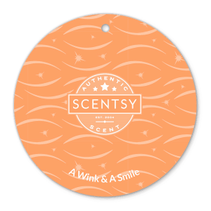 A Wink & A Smile Scentsy Scent Circle