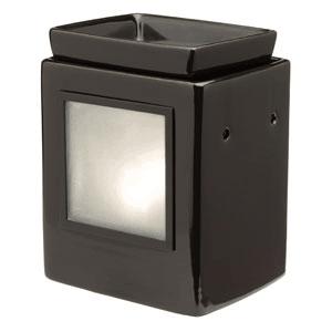 Cube Ebony Warmer