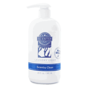 Scentsy Clean Laundry Liquid