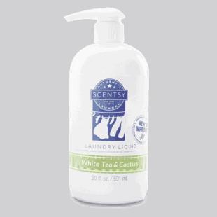 White Tea & Cactus Laundry Liquid
