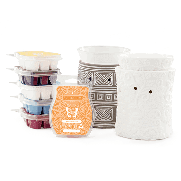 Perfect Scentsy $46 Warmers