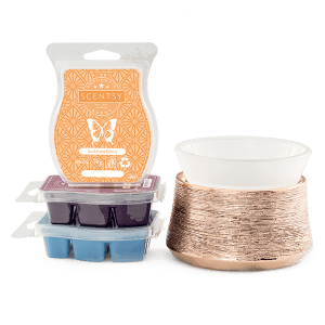 Scentsy System $46 Warmer