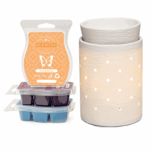 Scentsy System $51 Warmer
