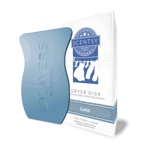 Scentsy Luna Dryer Disks