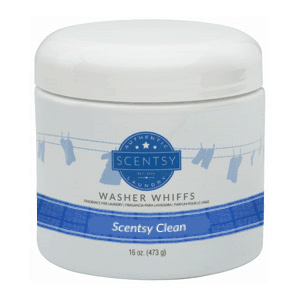 Scentsy Washer Whiffs - Scentsy Clean