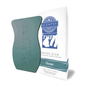 Scentsy Ocean Dryer Disks