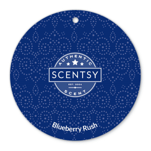 Scentsy Scent Circle - Blueberry Rush