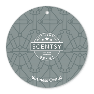 Scentsy Scent Circle - Business Casual