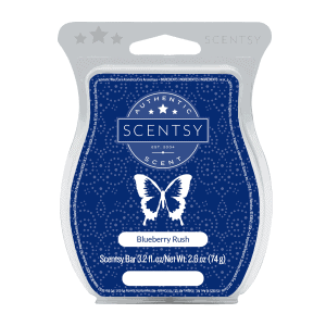 Scentsy Wax Bar - Blueberry Rush