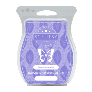 Scentsy Wax Bar - French Lavender