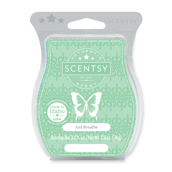 Scentsy Wax Bar - Just Breathe