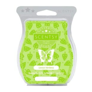 Scentsy Wax Bar - Lemon Verbana