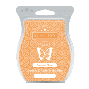 Scentsy Wax Bar - Sunkissed Citrus
