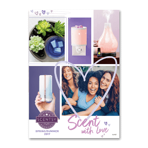 Scentsy Catalogue SS17