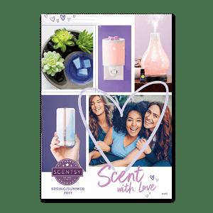 Scentsy Catalogue SS17