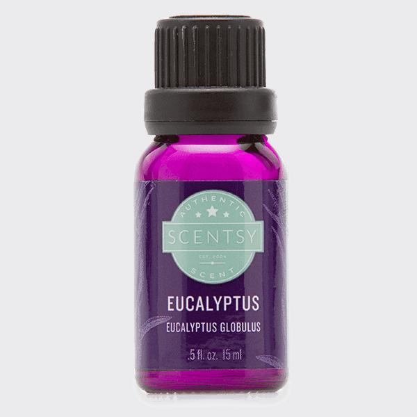 Eucalyptus 100% Pure Essential Oil