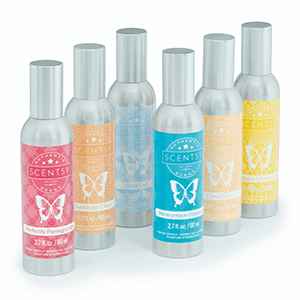 Scentsy 6 Room Sprays