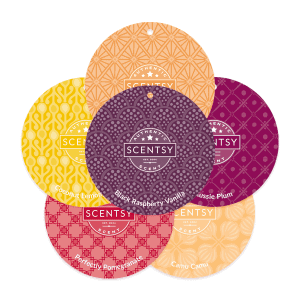 Scentsy 6 Scent Circles