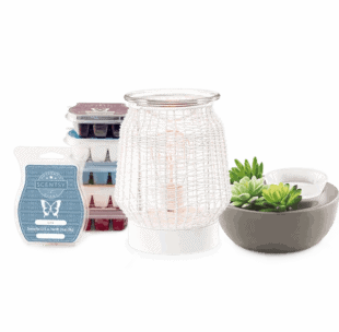 Perfect Scentsy – $68 Warmers