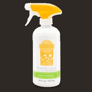 Lemon Verbena Scentsy Fresh