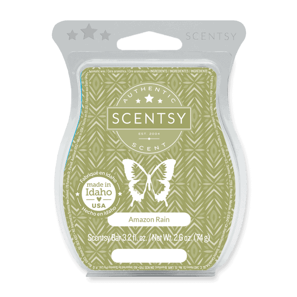 Scentsy Bar - Amazon Rain