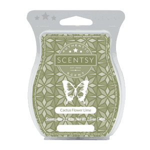 Scentsy Bar - Cactus Flower Lime