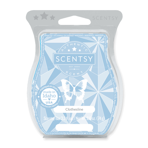 Scentsy Bar - Clothesline