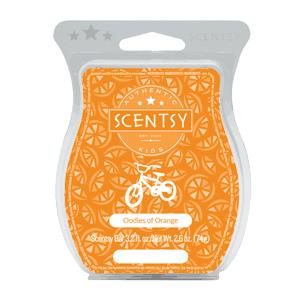 Scentsy Bar - Oodles of Orange