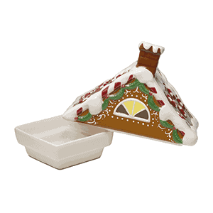 Ginger Bread House Dish