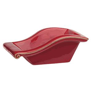 Santas Sleigh Dish