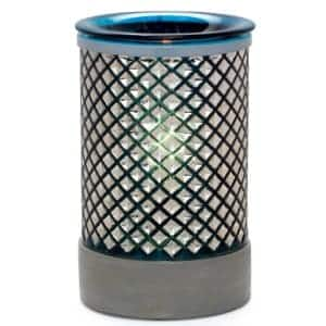 Blue Diamond Shade Scentsy Warmer