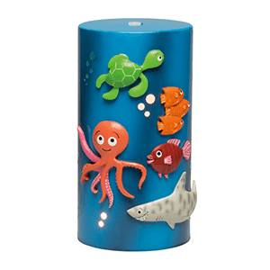 Deep Blue Sea - Scentsy Diffuser Shade
