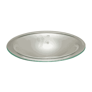Clear Glass Scentsy Dish