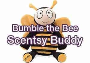 Scentsy Buddy – Bumble the Bee