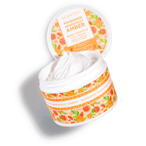 Mandarin Grapefruit Amber Whipped Body Souffle