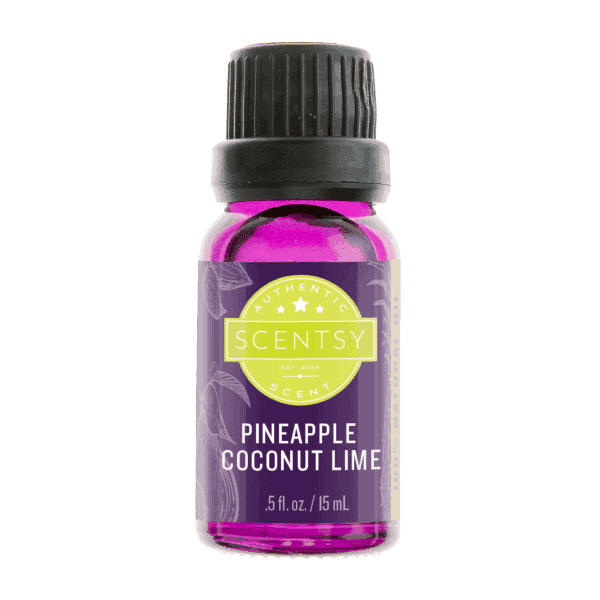Pineapple Coconut Lime Natural Oil