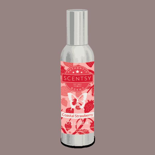 Coastal Strawberry Room Spray