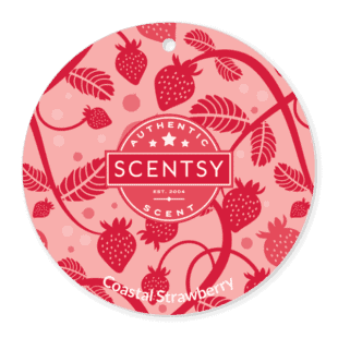 Coastal Strawberry Scent Circle