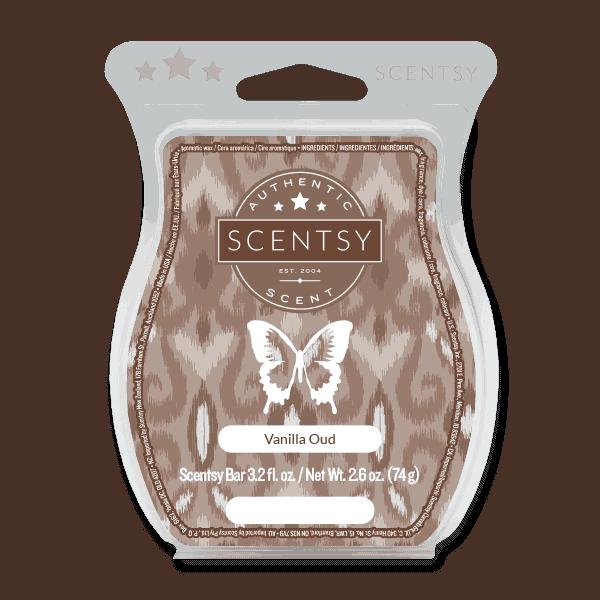 Vanilla Oud Scentsy Bar