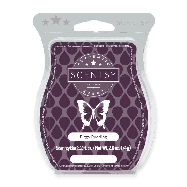 Figgy Pudding Scentsy Bar