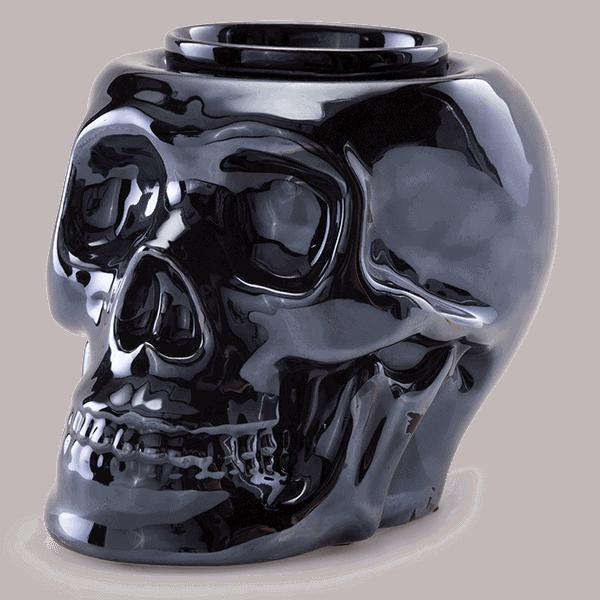 Metallic Skull Scentsy Warmer