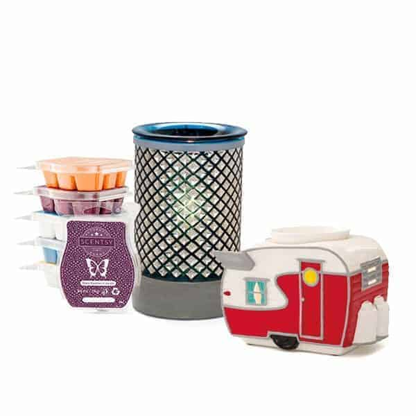 Perfect Scentsy $76 Warmers
