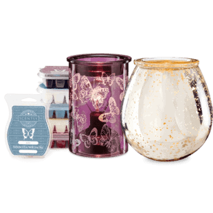 Perfect Scentsy – $76 Warmers