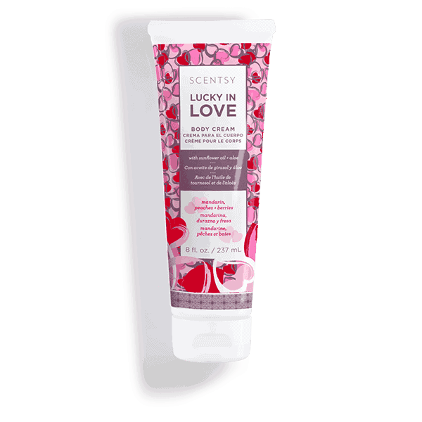 Lucky In Love Body Cream