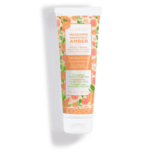 Mandarin Grapefruit Amber Body Cream