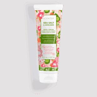 Sea Salt & Avocado Body Cream