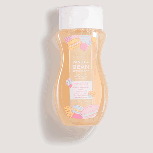 Vanilla Bean Buttercream Body Wash